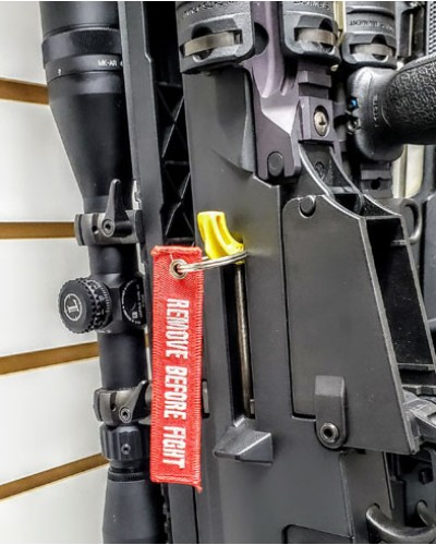 Remove Before Fight Chamber Flag