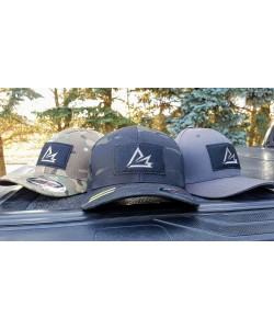 Black Leaf Industries Patched In Hat