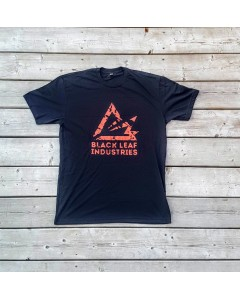 Black Leaf Industries True North Strong and Free Shirt
