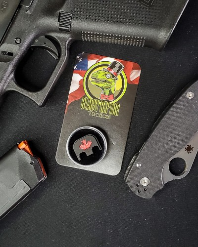 True North Strong & Free Back Plate for Glocks