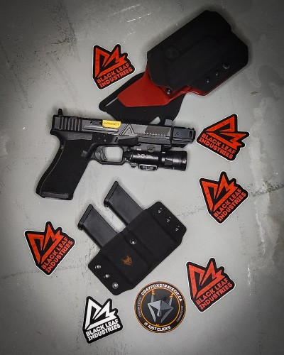 CCFR Support - Agency Arms Package Stickers