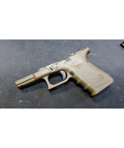 Glock G3 G19 Frame FDE - Complete