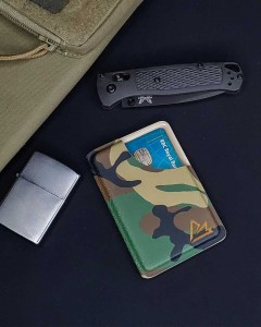Gray Fox Strategic Leprechaun Wallet