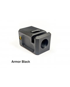 Legion Precision 9mm Compensator
