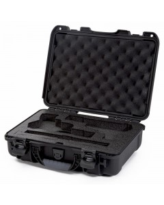 Nanuk 910 2UP Classic Pistol Case