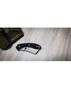Spyderco ROC Folding Knife Serge Panchenko Design