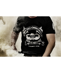 War Doll Black Devils Tribute T-Shirt